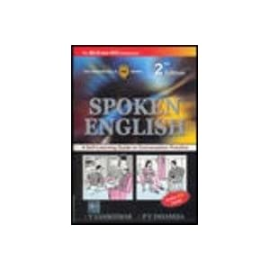 Spoken English with Cd