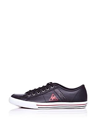 Le Coq Sportif Zapatillas Peridot (Negro)