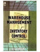 Warehouse Management and Inventory Control