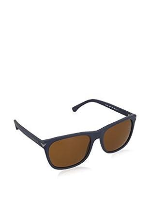 Emporio Armani Occhiali da sole 4056 545273-545273 (57 mm) Blu