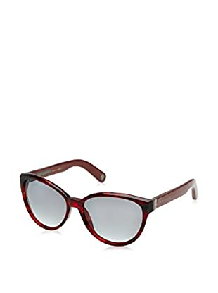 Marc Jacobs Sonnenbrille MJ 465/ S (57 mm) dunkelrot
