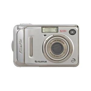 Fujifilm Finepix A500 5MP Digital Camera with 3x Optical Zoom