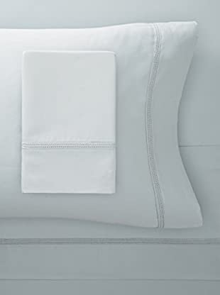 Westport Linens Hemstitch Sheet Set (Ocean Blue)