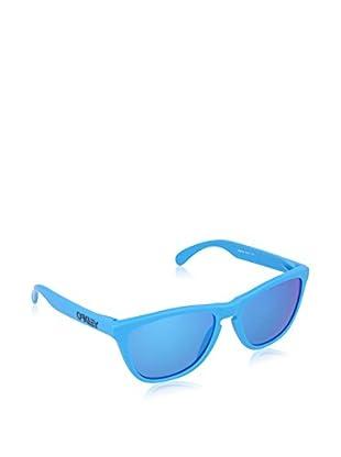 Oakley Sonnenbrille 9013 (55 mm) blau
