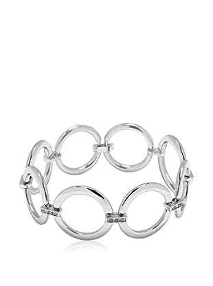 Saint Francis Crystals Armband silberfarben