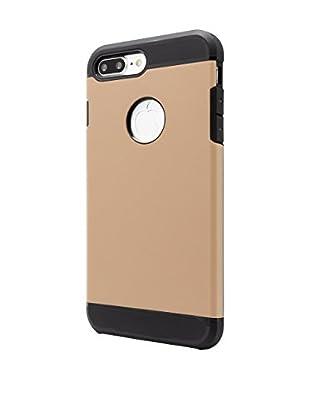 NUEBOO Hülle Armor iPhone 7 Plus goldfarben
