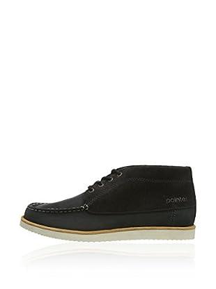 Pointer Zapatos Clásicos Benson (Negro)