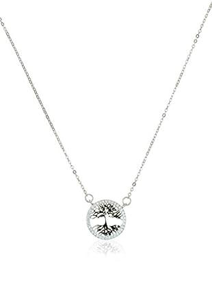 Silver Luxe Collana argento 925 rodiato