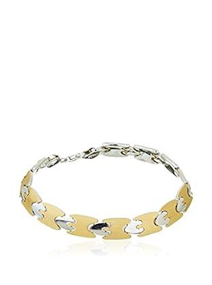 Gold & Diamond Armband René silber/vergoldet
