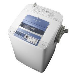 【クリックで詳細表示】日立 8.0kg 全自動洗濯機(ブルー)HITACHI ビートウォッシュ BW-8MV-A