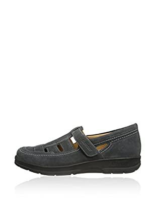 Ganter Slippers Hugo, Weite H (Gris)