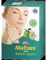 Sapna Multani mitti with green apple powder 5X100gm