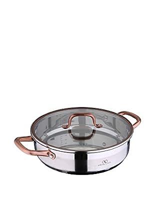 Bergner Kasserolle mit Deckel Infinity Chef 28 cm