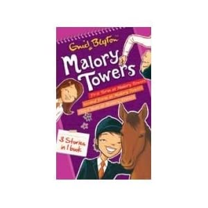 Enid Blyton (3 in 1): Malory Towers