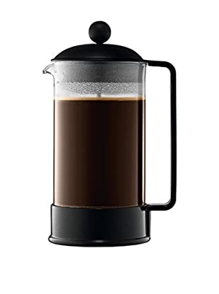 Bodum Cafetera Brazil French Press 8 Cups 1 L Negro