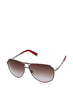 D Squared Sonnenbrille DQ005660 (60 mm) rot/metall