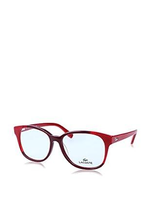 Lacoste Montatura L2738 (53 mm) Rosso