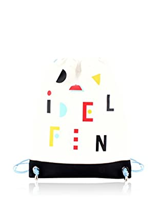 davidelfin Mochila Name Game Backpack Blanco