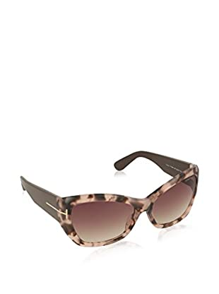 Tom Ford Sonnenbrille FT0460-T74P58 (58 mm) rosa
