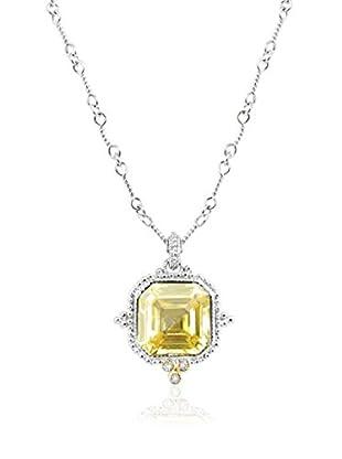 Judith Ripka Halskette Sterling-Silber 925