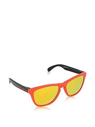 Oakley Sonnenbrille 9013 (55 mm) rot