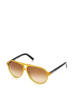 Karl Lagerfeld Sonnenbrille KL792S59 (59 mm) gelb