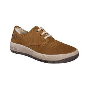 Woodland Velvet Beige Men's casual shoes