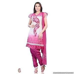 Salwars and churidars - Dazzling Churidar suit