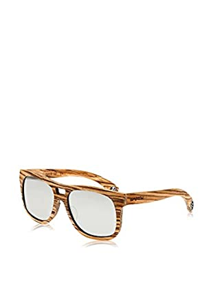 Earth Wood Sunglasses Sonnenbrille Las Islas (53 mm) braun
