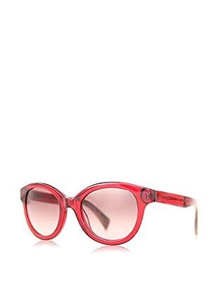 Jil Sander Gafas de Sol 713S-613 (51 mm) Rojo