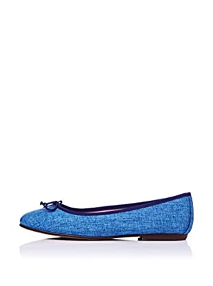 Bisue Bailarinas Mach (Azul)