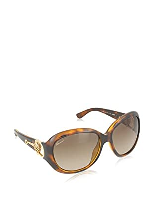 GUCCI Gafas de Sol 3712/ S HA Q18 (59 mm) Havana