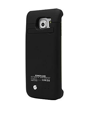 Unotec Funda Con Batería Samsung Galaxy S6 / Samsung Galaxy S6 Edge Negro