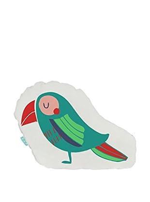 MOSHI MOSHI Cojín Pretty Parrots