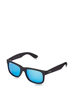 Ray-Ban Gafas de Sol Justin 4165 710/ 13 (51 mm) Negro