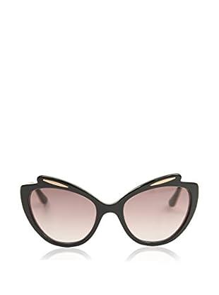 Moschino Gafas de Sol 73004 (56 mm) Negro