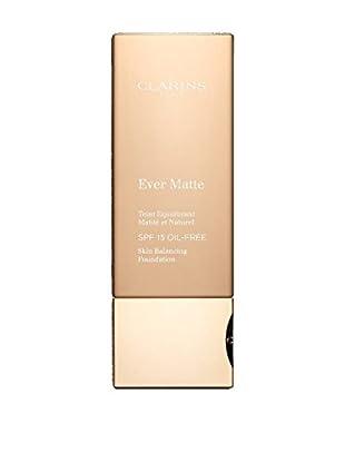 CLARINS Base De Maquillaje Líquido Ever Matte N°112 Amber 15 SPF 30.0 ml