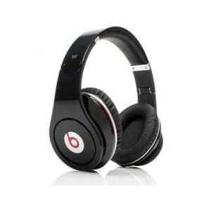 Monster MH BEATS PI OE Headphones-Black