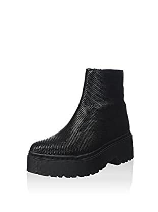 Jeffrey Campbell Stivaletto Bane Diamond Kidskin