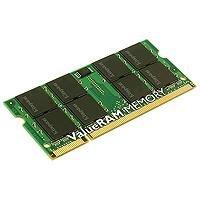 【クリックで詳細表示】Kingston 1GB 800MHz DDR2 Non-ECC CL5 SODIMM KVR800D2S5/1G