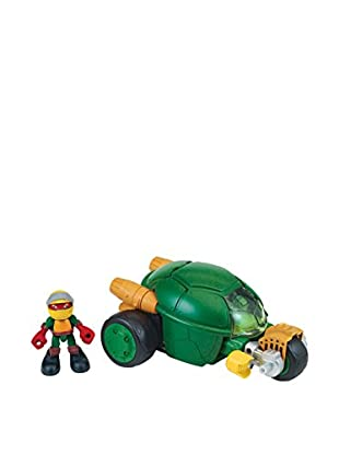Giochi Preziosi Spielzeug Turtles Half Shell Heroes Stealth Bike + Raffaello