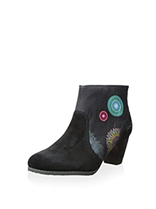 Desigual Women's Gal Ankle Boot (Black)