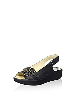 FLY London Sandalias de cuña JOBE650FLY