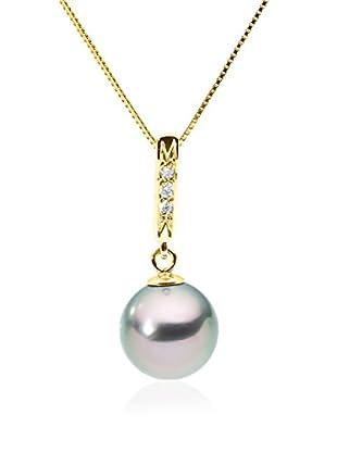 So Fine Pearls Conjunto de cadena y colgante oro amarillo 18 ct