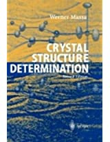 Crystal Structure Determination, 2nd Edition