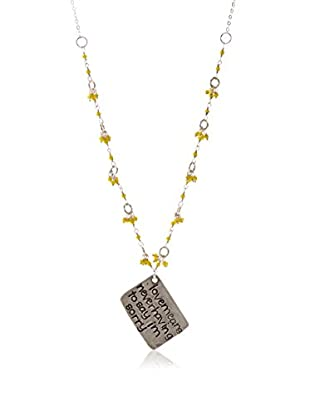 Alisa Michelle Love Means Never Necklace