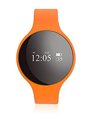 Imperii Pulsera de Fitness Smart Band Fitty Naranja