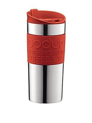 Bodum Thermosbecher Travel Mug 0.35 L rot