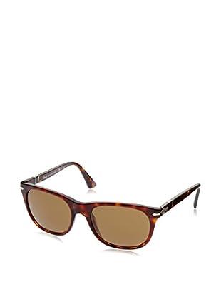 ZZ-Persol Gafas de Sol Polarized 0PO3102S 56 24/57 (56 mm) Havana