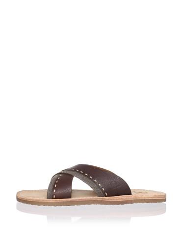 J Artola Men's Dixon Sandal (Tan)